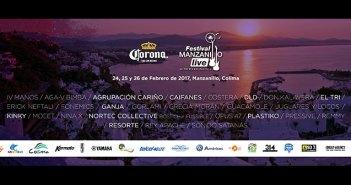 Festival Manzanillo Live 2017