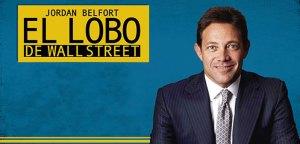 JORDAN BELFORT El Lobo de Wallstreet