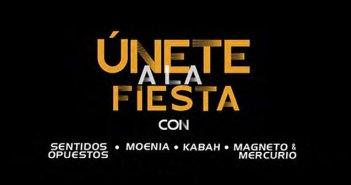 ÚNETE A LA FIESTA - Auditorio Telmex 2017