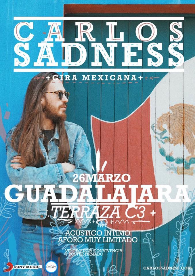 Carlos Sadness en Guadalajara 2017