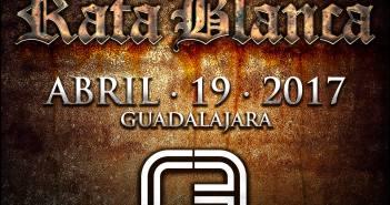 Rata Blanca en Guadalajara 2017