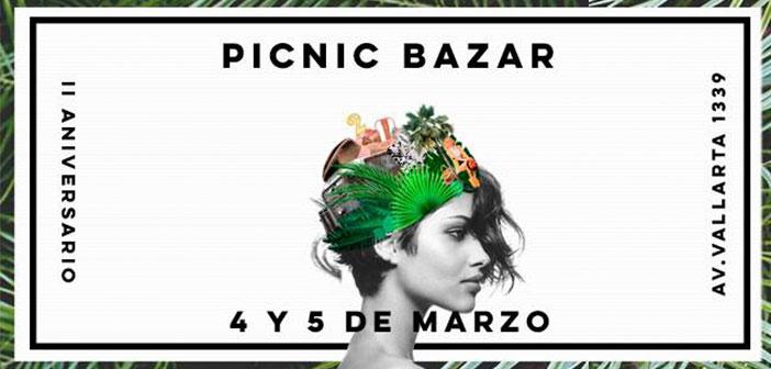 Picnic Bazar 11 Aniversario