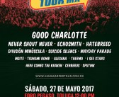 Vans Warped Tour MX 2017