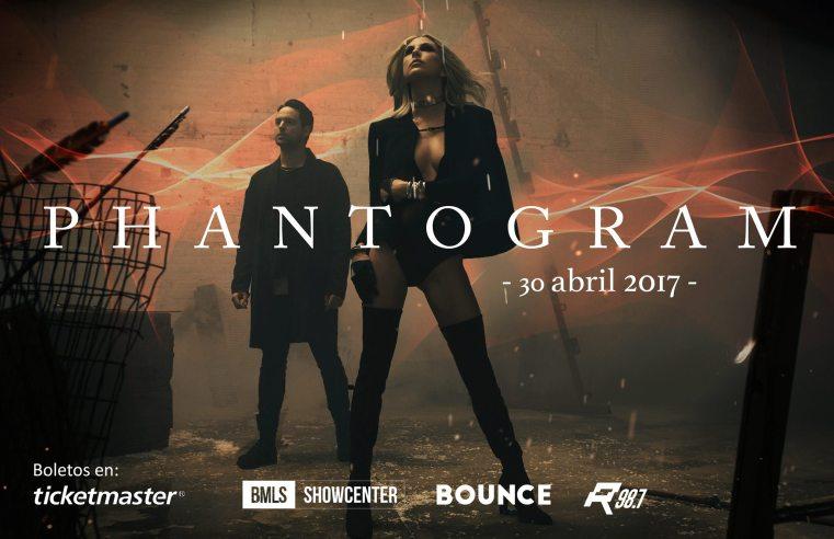 Phantogram en Guadalajara 2017