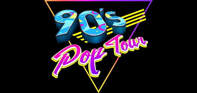 90'S POP TOUR Guadalajara 2017