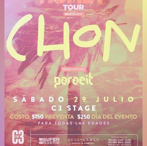Chon en C3 Stage 2017