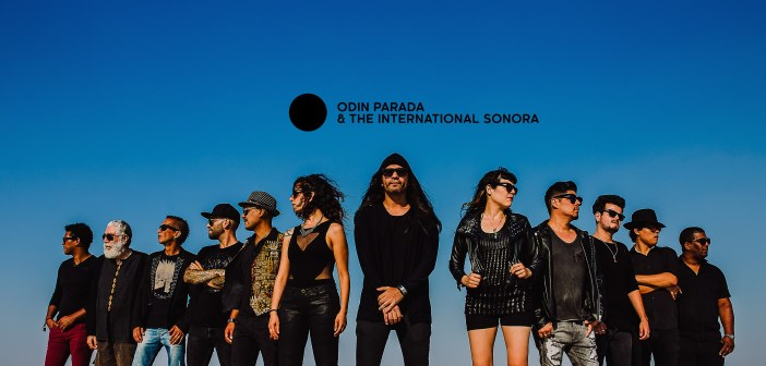 "Odín Parada regresa con el sencillo ""Arena"" y The International Sonora"