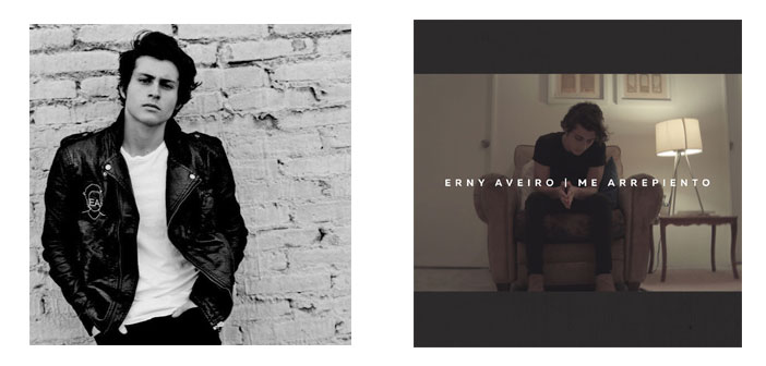 ERNY AVEIRO Presenta: «Me arrepiento»
