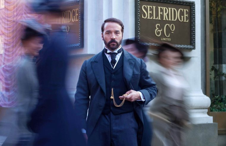 Mr. Selfridge. Serie que cautivó a millones, en Canal Once