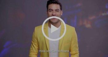 """Carlos Rivera interpretará """"Recuérdame"""" para COCO"""