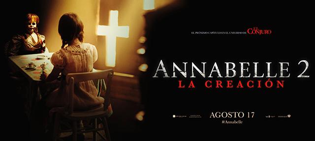 ANNABELLE 2: LA CREACIÓN Premier Guadalajara