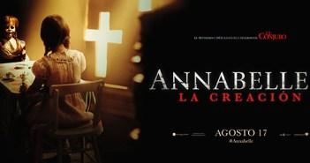 Trailer 3 de Annabelle 2: La Creación