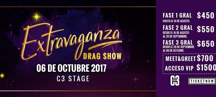 Extravaganza Drag Show