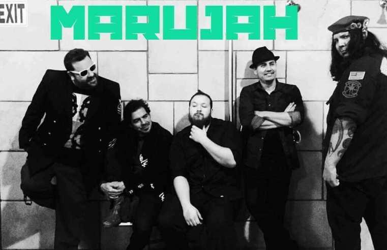 Reseña del disco Marujah Rising de Marujah