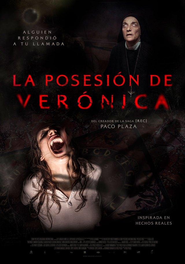 LA POSESIÓN DE VERÓNICA Poster, Tráiler, fotos y sinopsis
