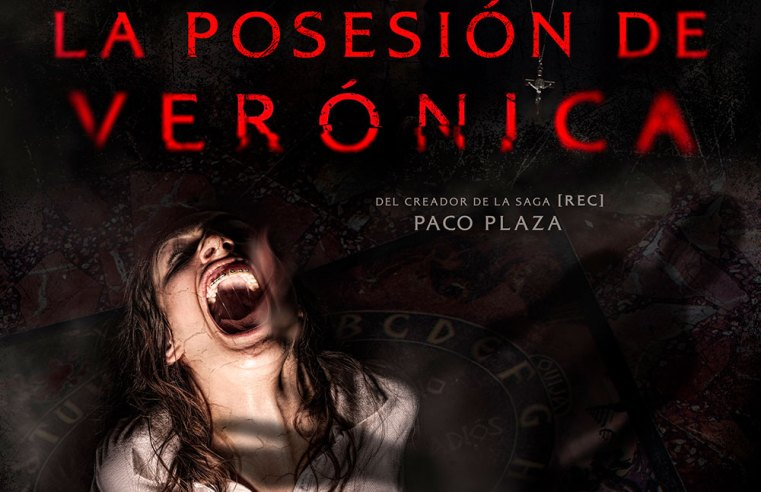 LA POSESIÓN DE VERÓNICA Poster, Tráiler y sinopsis