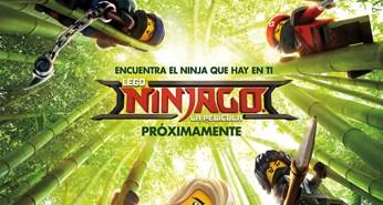 Lego Ninjago La Película Premier Guadalajara