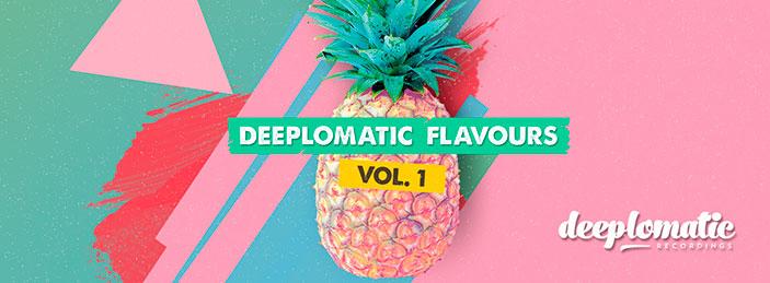 Deeplomatic Recordings crea un álbum de recopilación con 20 artistas