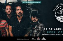 Taking Back Sunday CDMX 2018