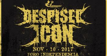 Despised Icon Guadalajara 2017