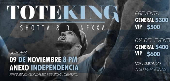 Tote King Guadalajara 2017
