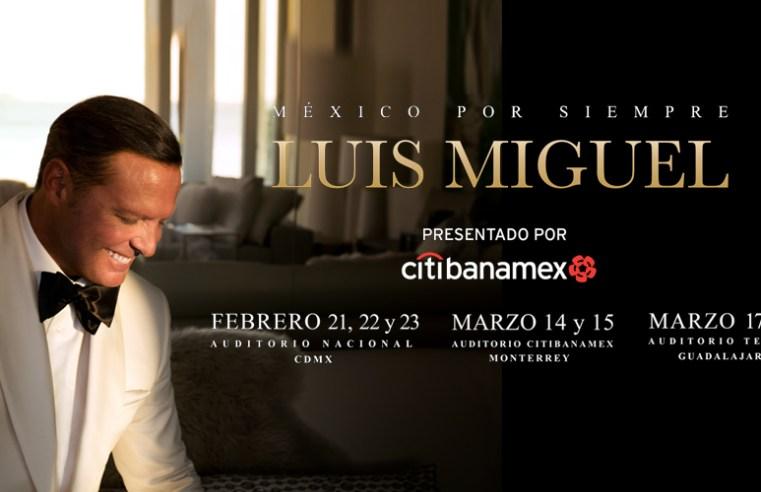 Luis Miguel Guadalajara 2018
