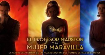 Reseña: El profesor Marston y la Mujer Maravilla