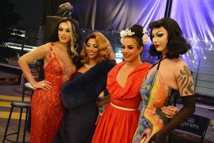 Fotos de Eleganza Drag Show 2017
