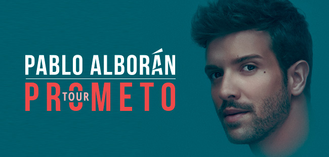 Pablo Alborán Guadalajara 2018