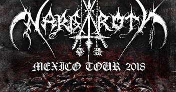 Nargaroth en Guadalajara 2018