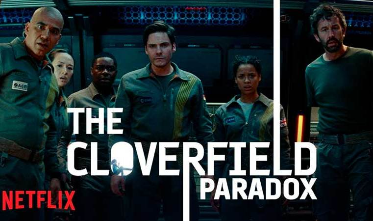 Reseña: The Cloverfield Paradox 2018