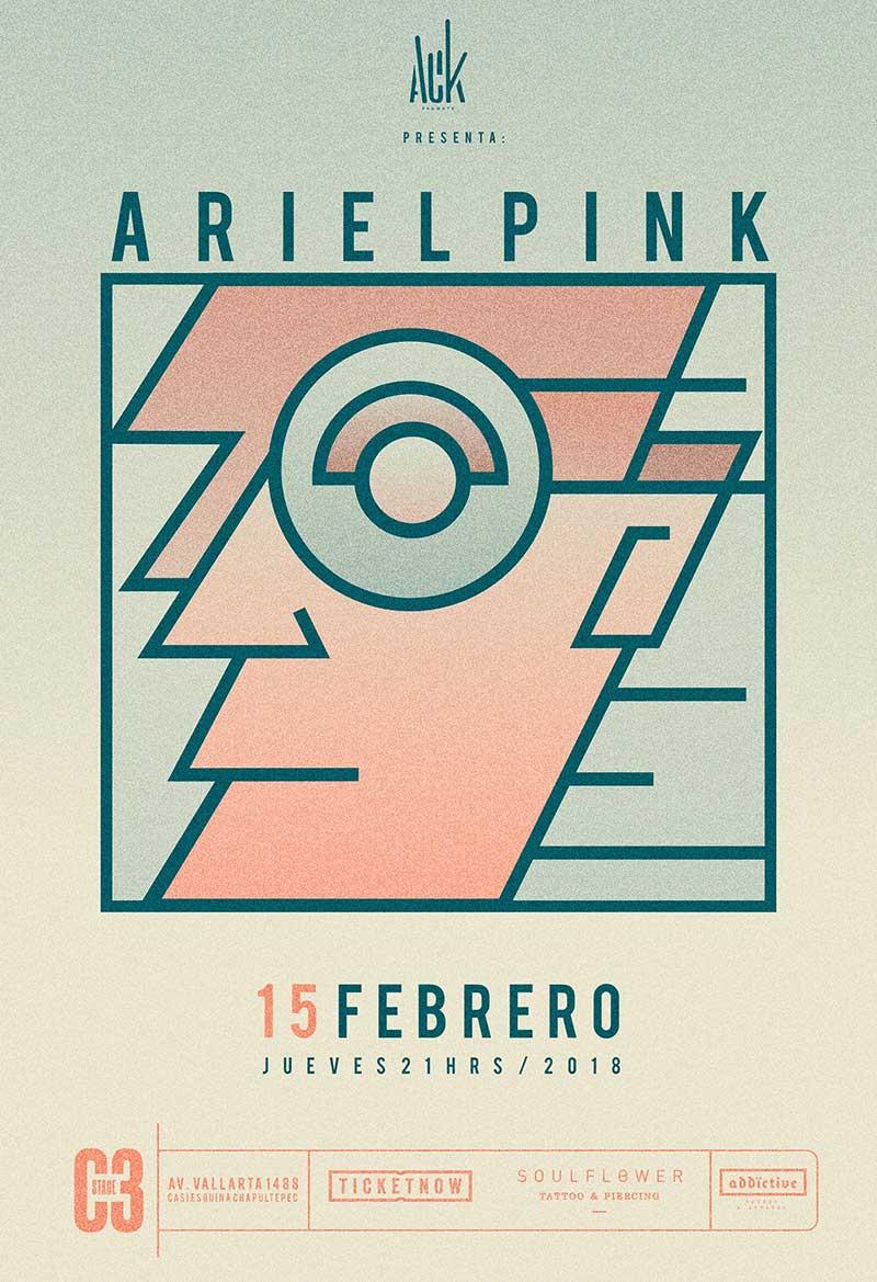 Ariel Pink en Guadalajara 2018