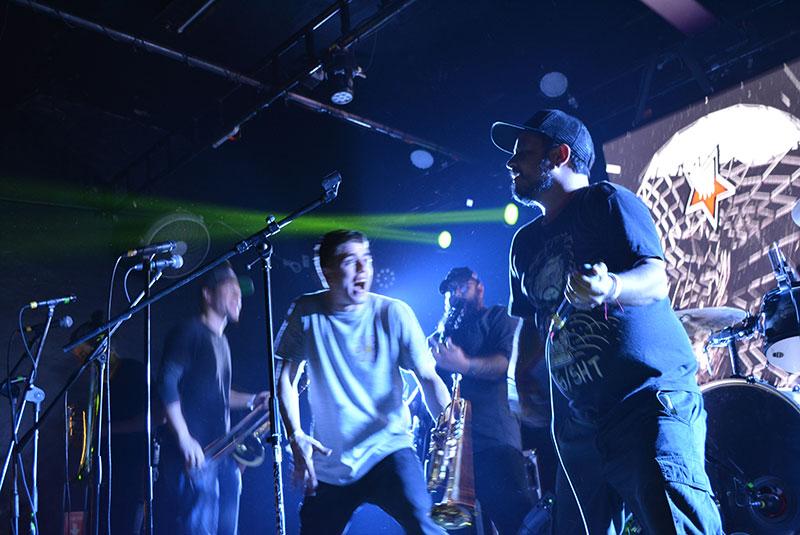 La mejor banda de Ska Punk de México