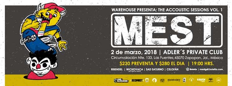 MEST en Guadalajara 2018
