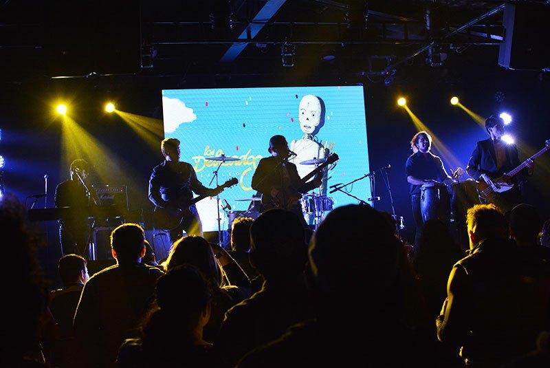 Foros o lugares para bandas locales en Guadalajara