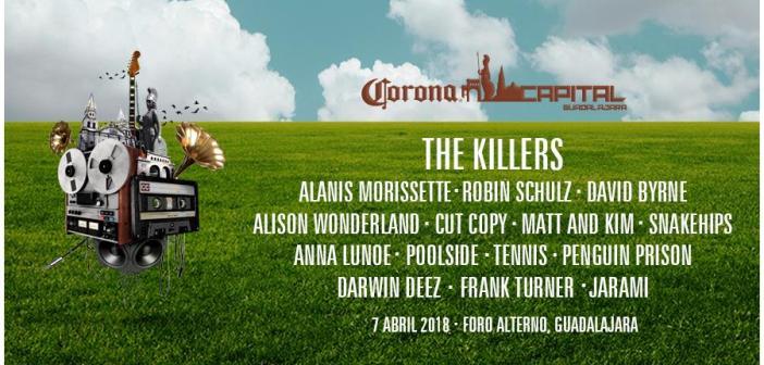 Corona Capital Guadalajara 2018