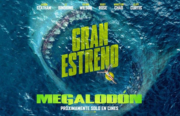 Crítica Megalodón (The Meg) 2018 SIN Spoilers