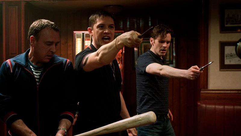 EUROPA EUROPA estrena miniserie FUERA DE LA LEY con Tom Hardy