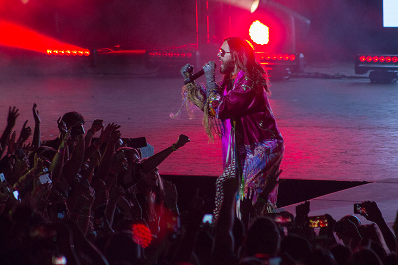 Fotos 30 SECONDS TO MARS Guadalajara 2018