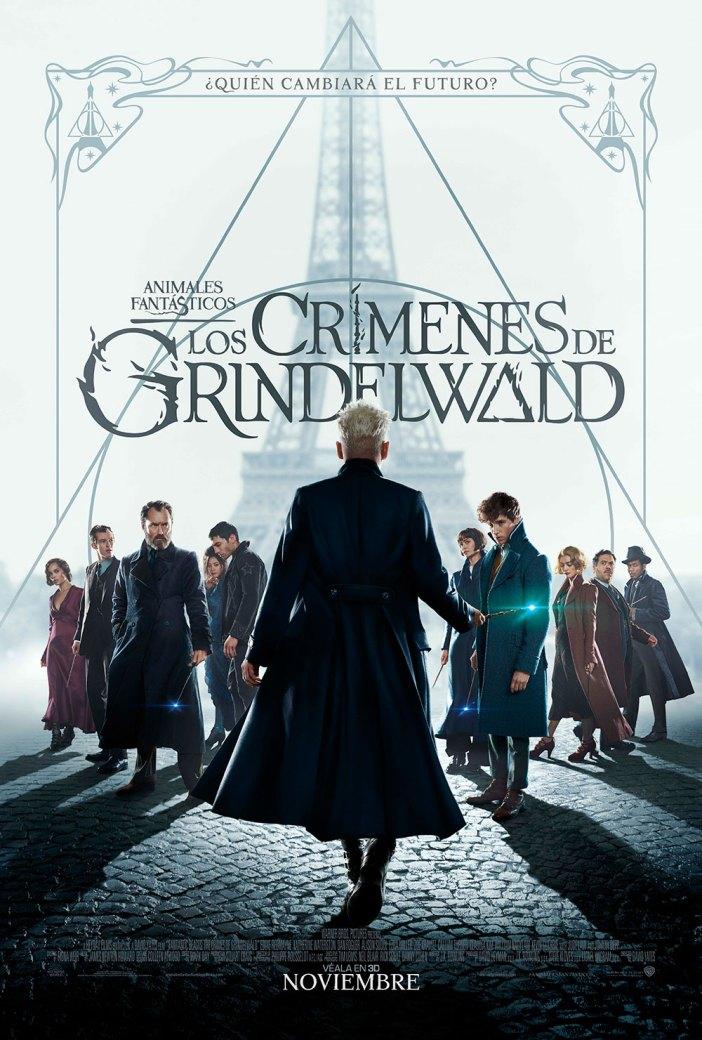 Animales Fantásticos: Los Crímenes de Grindelwald - Premier GDL