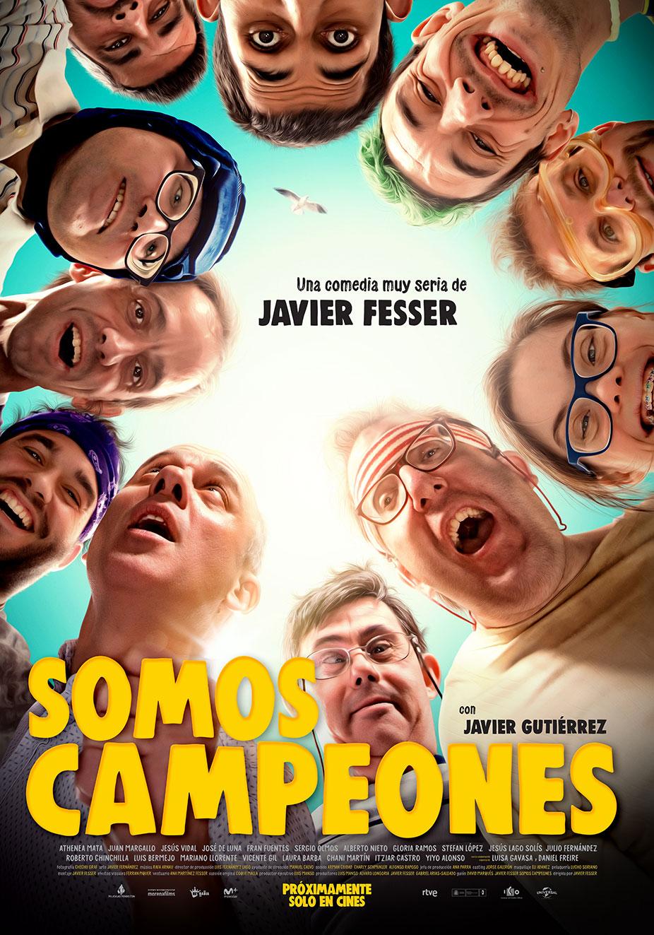 SOMOS CAMPEONES premiere GDL 2018
