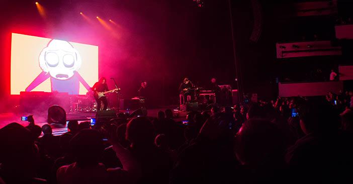 Primus – «Ambushing the storm» Tour en Guadalajara
