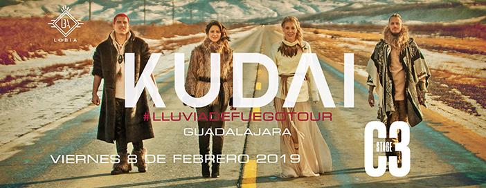 Kudai en Guadalajara 2019