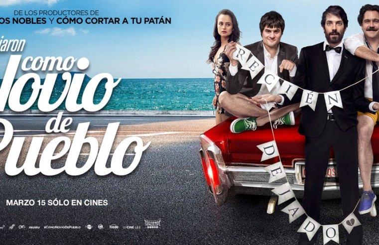Premiere y Alfombra Roja de Como Novio de Pueblo en Guadalajara