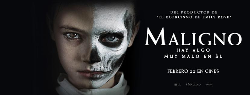 Premiere MALIGNO (The Prodigy) Guadalajara