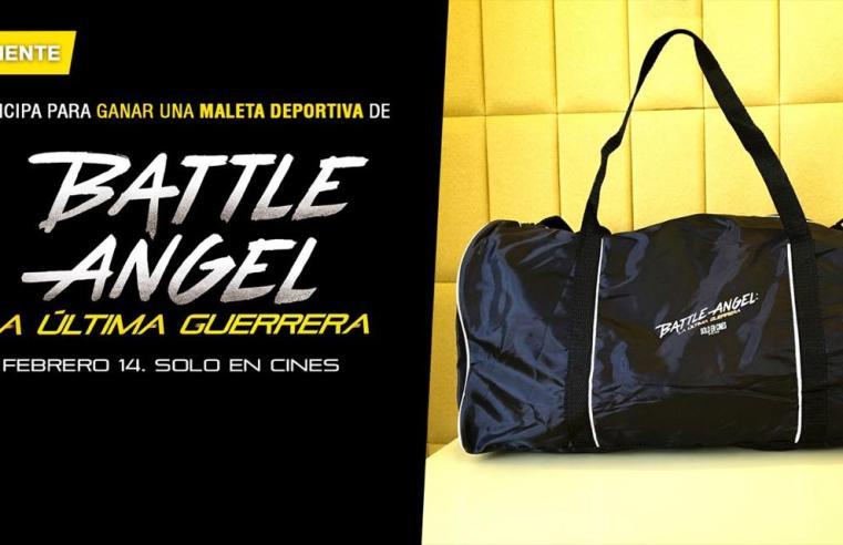 Maleta Deportiva de Battle Angel