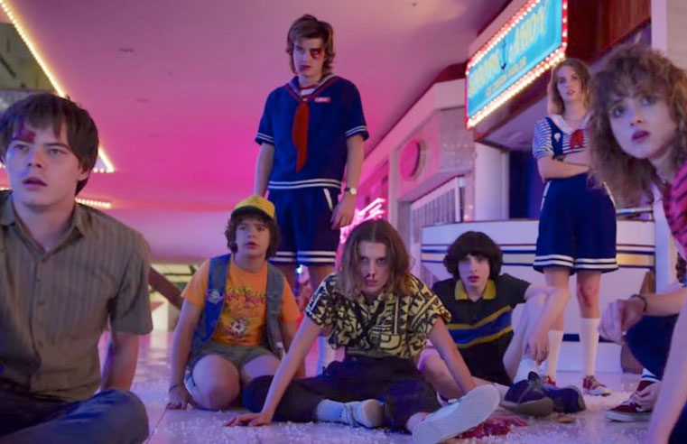 Stranger Things 3 Tráiler oficial Netflix