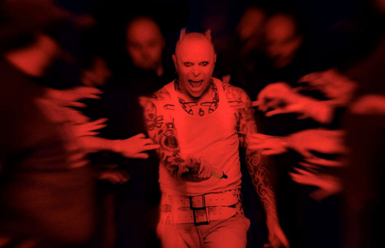 Muere Keith Flint vocalista de The Prodigy