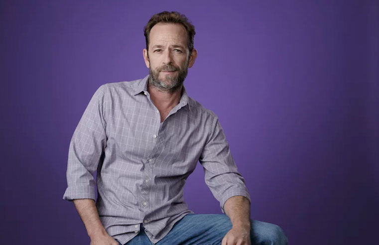 Muere el actor Luke Perry de Beverly Hills 90210