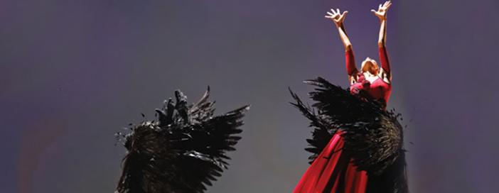 El Amor Brujo con el Ballet de la comunidad de Madrid